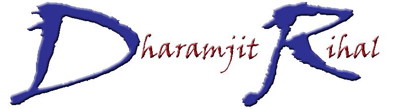 Dharamjit Rihal